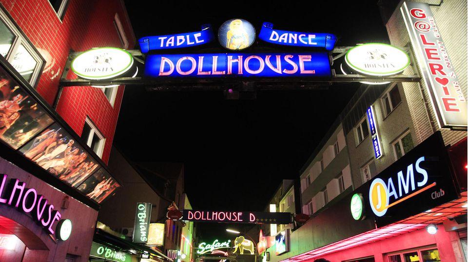 Prostitutionsstätten in Corona-Zeiten