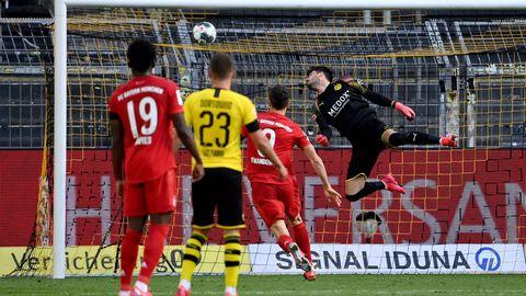 Bundesliga: BVB gegen FC Bayern