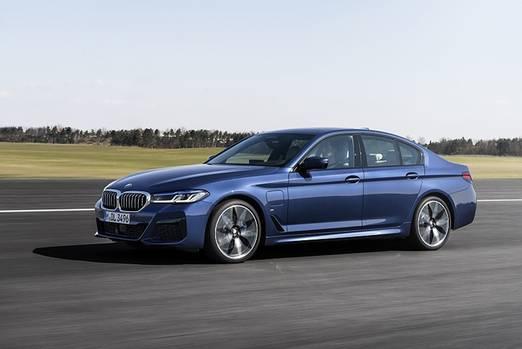 BMW 5er Modelljahr 2021