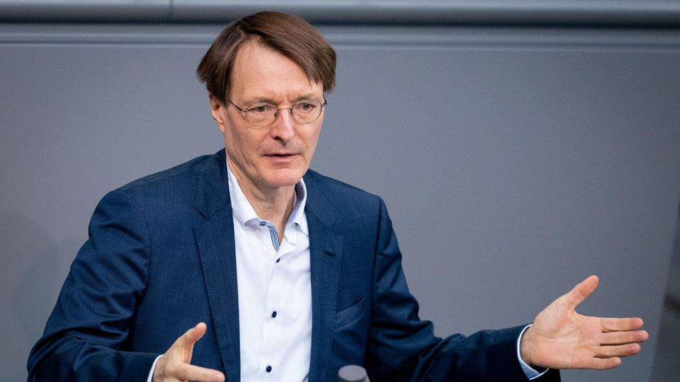 SPD-Bundestagsabgeordneter Karl Lauterbach