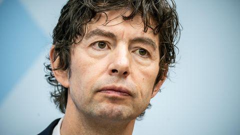 Christian Drosten, Virologe an der Berliner Charité