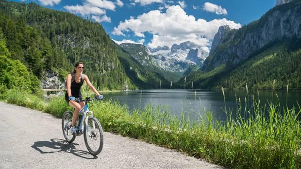 E-Bikes machen Spaß, aber nicht alle Modelle im Test konnten überzeugen (Symbolbild).