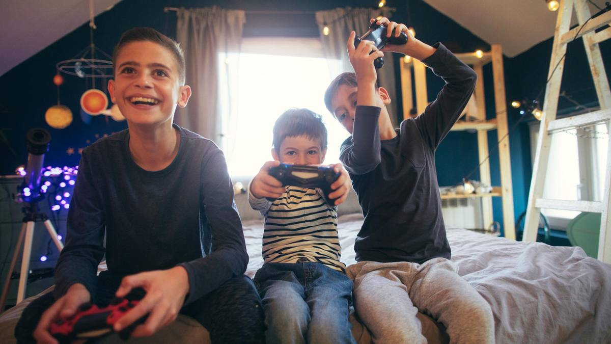 Game consoles for children: These consoles are suitable