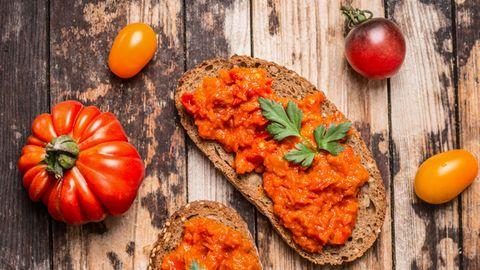 Tomaten-Brotaufstrich