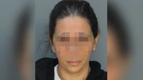 Die 45-Jährige sitzt in Haft. Ihr wird Mord an ihrem Sohn vorgeworfen.