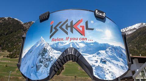 Ischgl-Werbung
