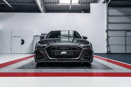 Der Abt Audi RS6-R hat 544 kW / 740 PS