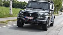Invicto Mercedes G-Klasse VR6 Plus