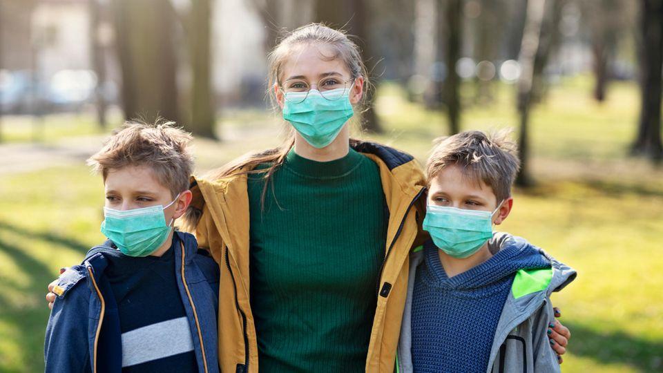 Covid-19: Kinder und Corona: Was Studien über Ansteckung, Symptome und Verläufe sagen