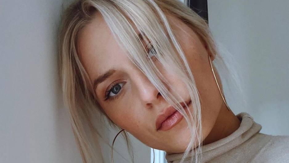 Lena Gercke gibt hochschwanger eine Fashion-Show