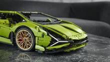 Lego Lamborghini FKP 37