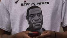 Tod von George Floyd: Erneut Debatte um Polizeigewalt in den USA