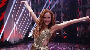 Germanys Next Topmodel 2020 Jacky Wruck nach ihrem Sieg im Finale