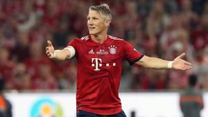 Bastian Schweinsteiger im Bayern-Trikot
