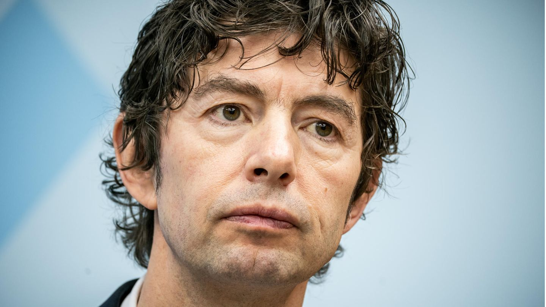 Quarantänezeit: Christian Drosten, Direktor des Instituts für Virologie an der Berliner Charite