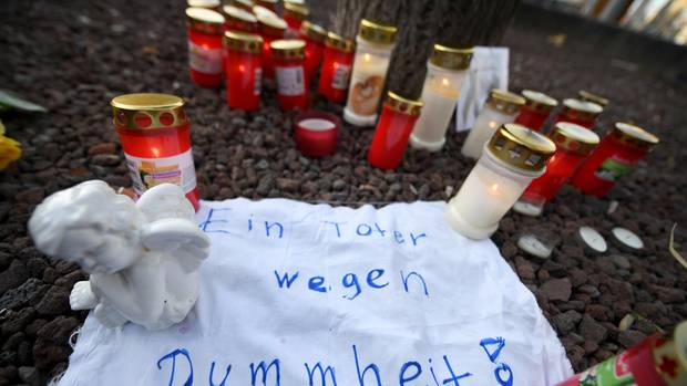 Anklage Prügelei Augsburg Feuerwehrmann