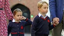 Corona macht auch die Royals kreativ - Wie Kate ihren Kindern die Haare schneidet