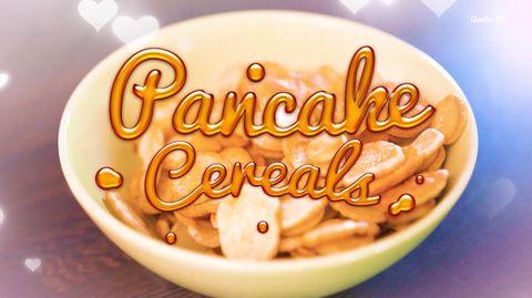 Pancake-Cereals selbst gemacht - So geht's