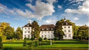 Mitten in der Holsteinischen Schweiz: das Gut Panker