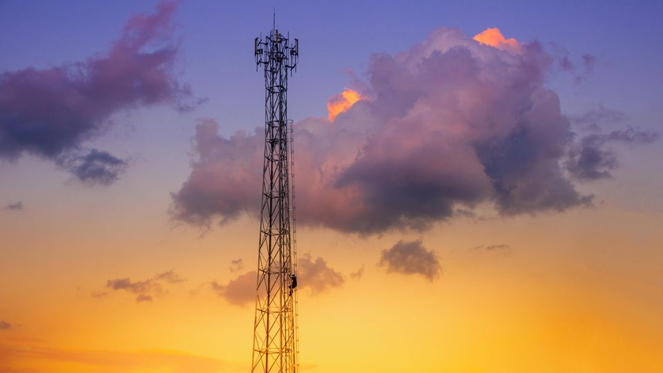 Den neuen Mobilfunkstandard 5G empfinden manche Menschen als bedrohlich