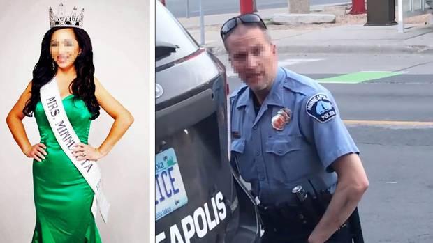 Polizist Der Floyd Getötet Hat