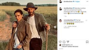 Vip News: Schäfer Heinrich? Nein! David Beckham auf dem Land