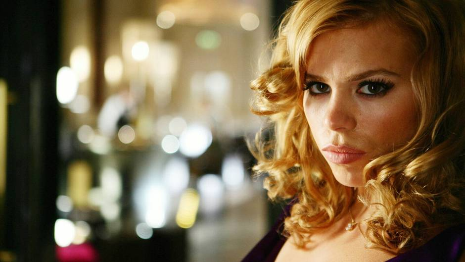 "Billie Piper in ""Secret Diary of a Call Girl"""