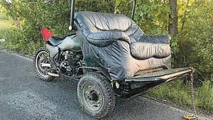 nachrichten deutschland - motorisiertes sofa