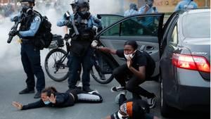 USA: Proteste gegen Rassismus und Polizeigewalt