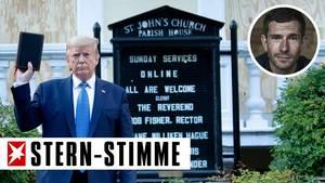 Micky Beisenherz über Donald Trump