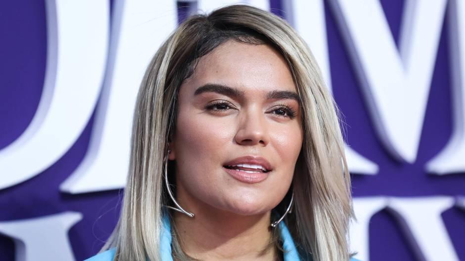 Sängerin Karol G.