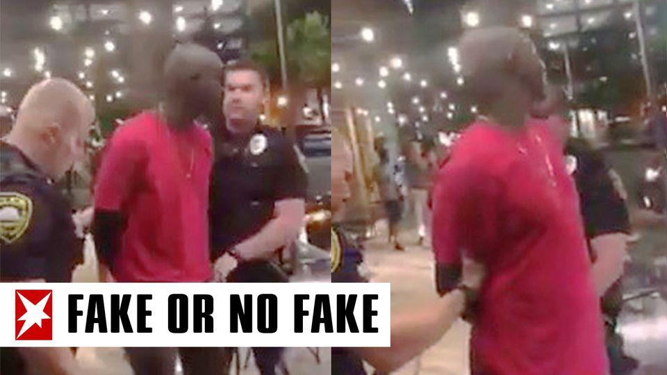 Faktencheck: FBI-Agent verhaftet?