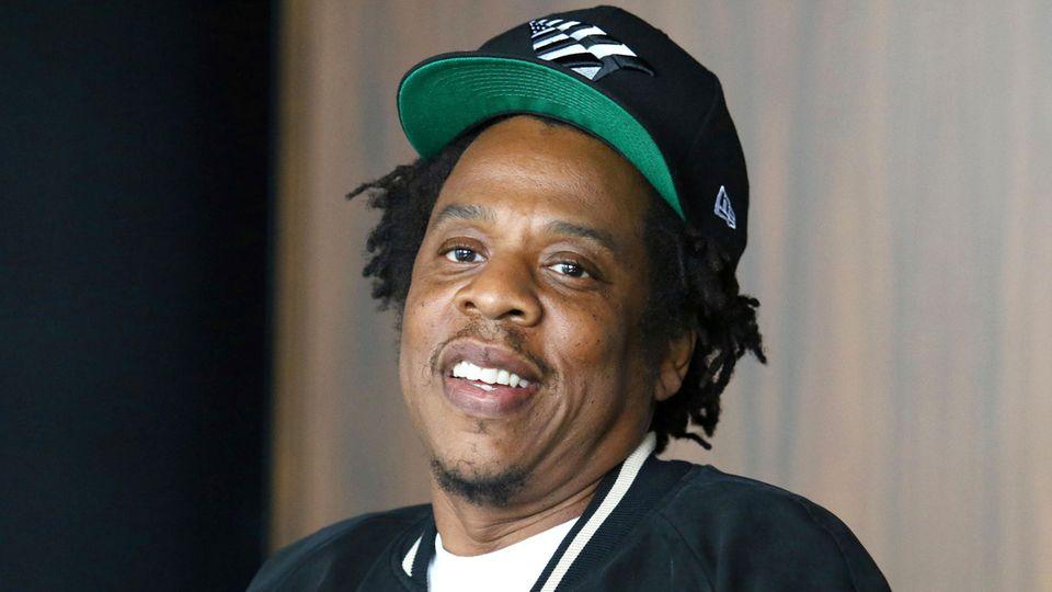 Der US-Rapper Jay Z.