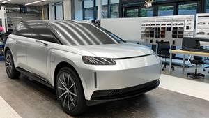 Dyson Elektroauto
