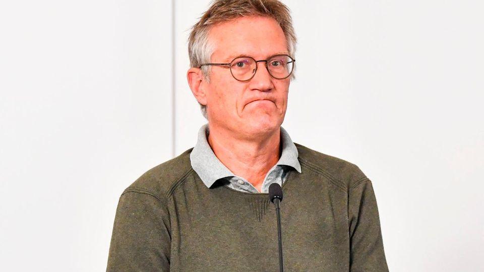 Corona Schweden Anders Tegnell
