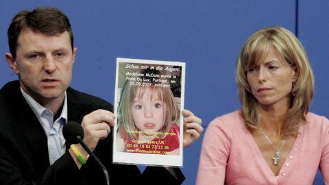 """Kate und Gerry McCann im Jahr 2011: Eltern von Madeleine McCann: """"Es ist schwierig, Glück zu spüren"""""""