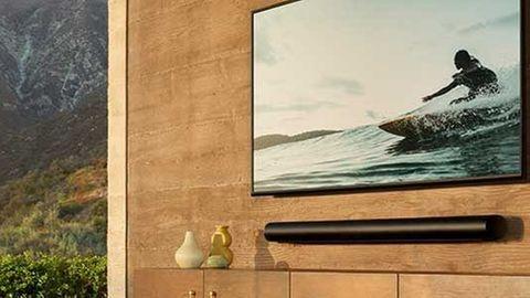 Sonos Arc-Soundbar Wandbefestigung