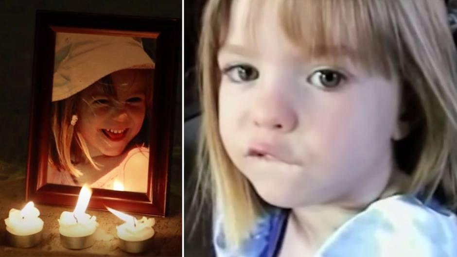Maddie McCann: Dreizehn Jahre vermisst – eine Chronologie