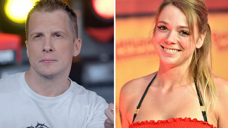 Oliver Pocher und Anne Wünsche
