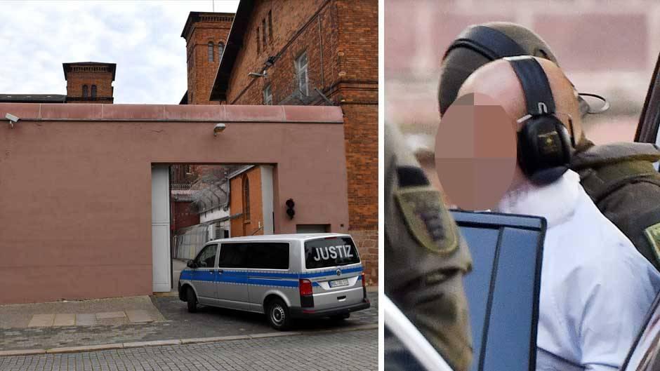 """Gefängnis """"Roter Ochse"""" in Halle; Stephan B."""