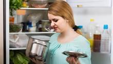 Lebensmittel gammeln schneller, wenn sie im falschen Fach aufbewahrt werden.