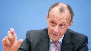 Friedrich Merz (CDU), ehemaliger Unions-Fraktionsvorsitzender im Bundestag und Bewerber um den CDU-Parteivorsitz