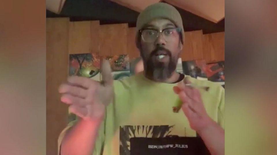 Rapper Samy Deluxe kritisiert den Hashtag #AllLivesMatter