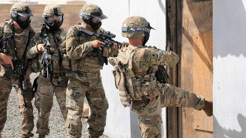 Das Training von US-Soldaten für Urban Warfare prägt inzwischen die Einsätze der Polizei.