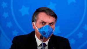 Newsticker. Jair Bolsonaro