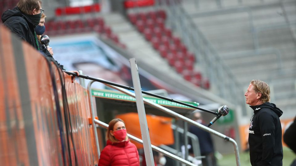 Markus Gisdol, Trainer des 1.FC Köln