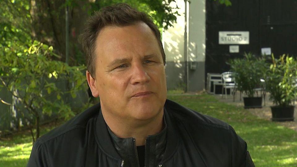 Guido Maria Kretschmer Liefers beim #sicherheim-Videodreh
