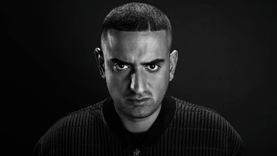 Rapper Haftbefehl