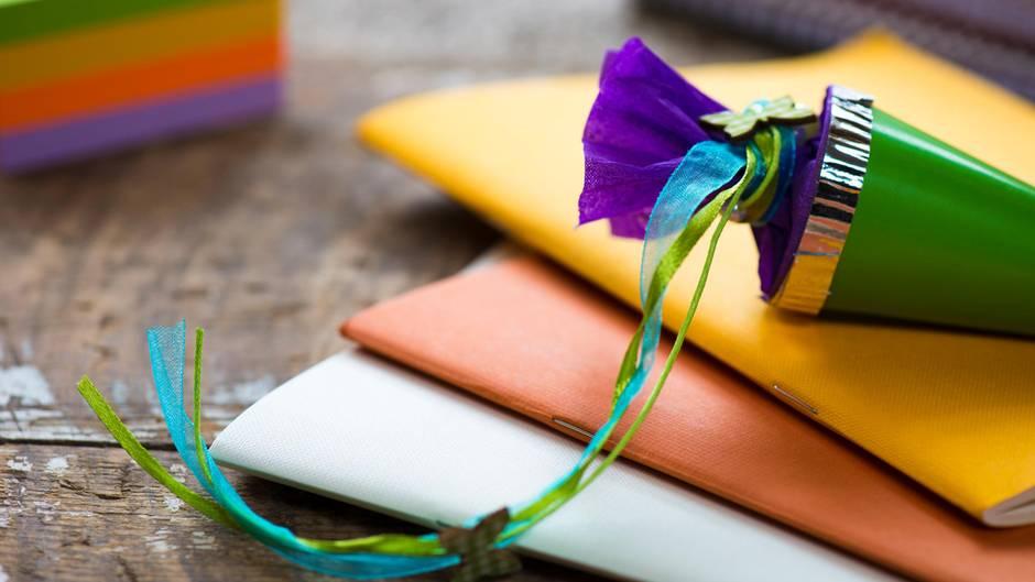 Geschenke zur Einschulung sindeine schöne Geste, um den Schulstart zu feiern