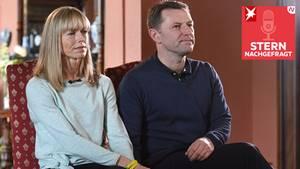 Eltern von Maddie McCann